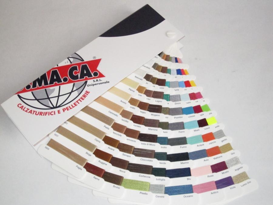 Scheda colori